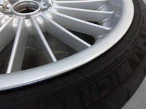 あきる野市 BMWアルミホイール傷修理