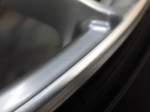 八王子市 ハイパーシルバーホイール傷修理
