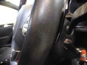 飯能市 内装修理 ステアリング擦れリペア