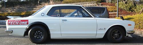 トータルリペア テックワン GTR